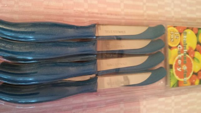 NOWY zestaw noży 8-częściowy w oryginalnym opakowaniu GRATIS wysyłka