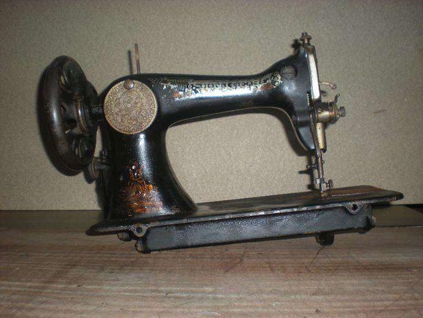 Máquina Costura Singer - Com mais de 100 anos