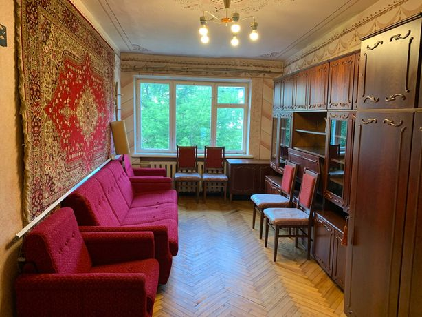 3-х кімн. квартира 60,0 м кв. у парковій зоні, ідеальне планування