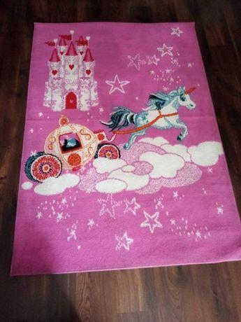 Super dywan dla dziewczynki