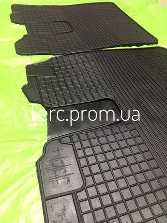 Резиновые коврики MAN TGA/TGL/TGX. DAF