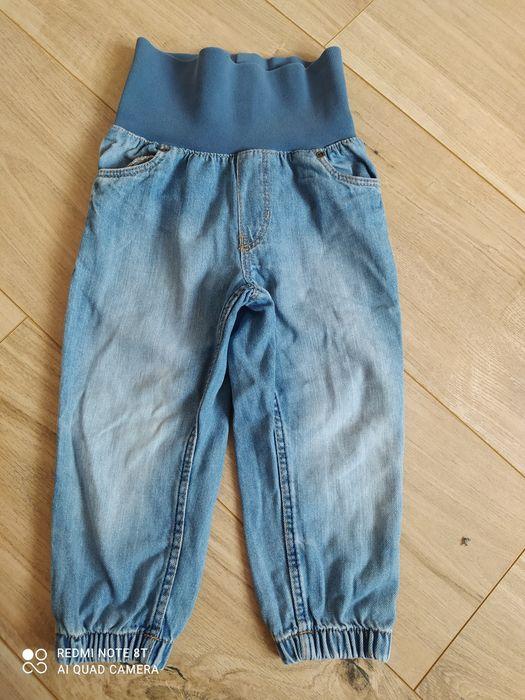Spodnie chłopiece 92 Głubczyce - image 1