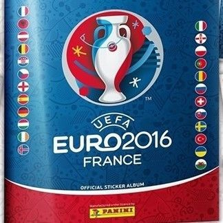cromos euro france 2016