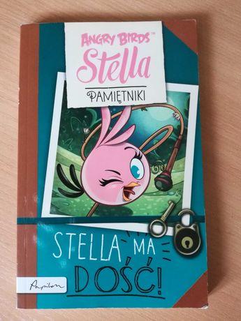Książka Angry Birds Stella ma dość