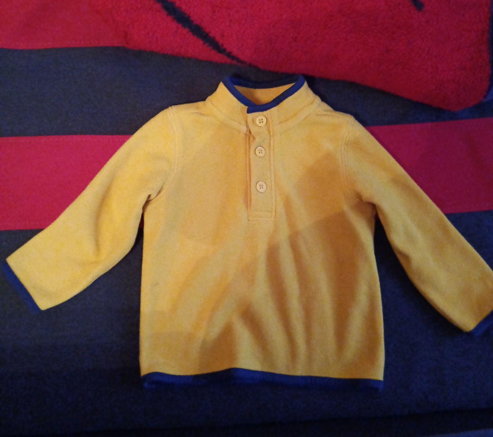 Детская кофта на мальчика 2-3года