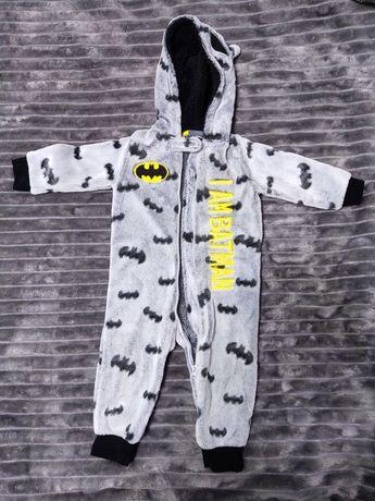 Ромпер на мальчика Бэтмен Batman 9-12 месяцев 80 см