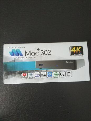 Mac+ 302 4k nova