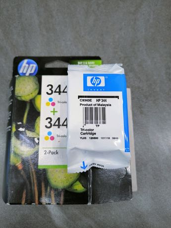 Tusz kolorowy HP 344