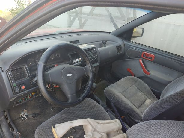 Ford orion после дтп