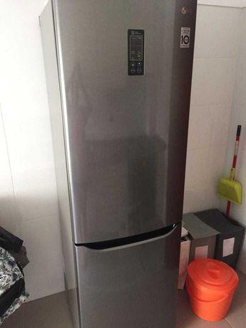 Frigorífico e Congelador LG A++, como novo