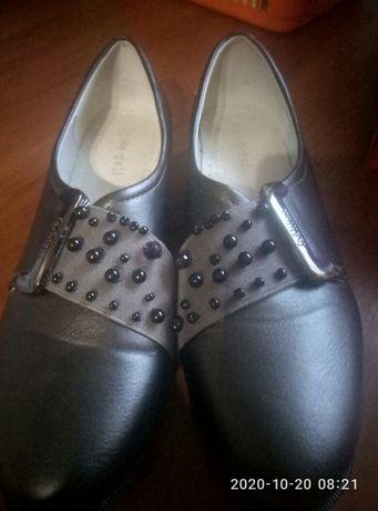 Туфли осенние детские