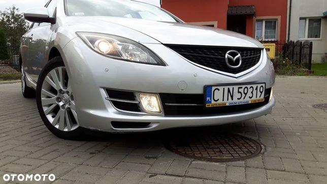 Mazda 6 Mazda 6 GH * 1 właściciel w PL * bezwypadkowy * pełna historia *