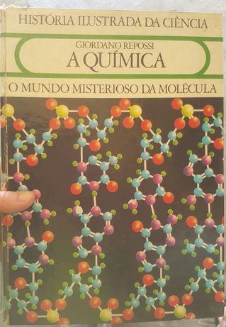 Livro A Química de Giordano Repossi