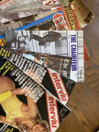 Revistas antigas