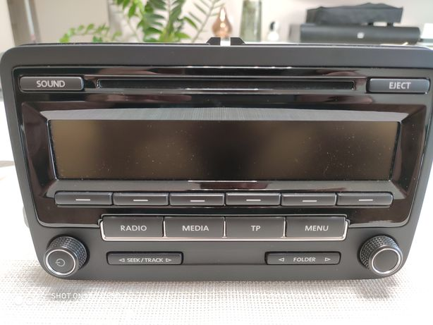 Radio RCD310 MP3 VW Golf, Passat