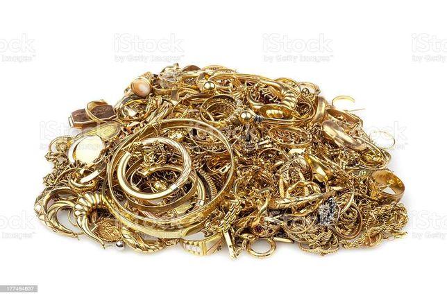 Złom złota próby 585 [ 14K ]