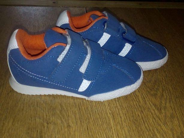 Модные кроссовки кеды для мальчика 26-27 17,5-18 см