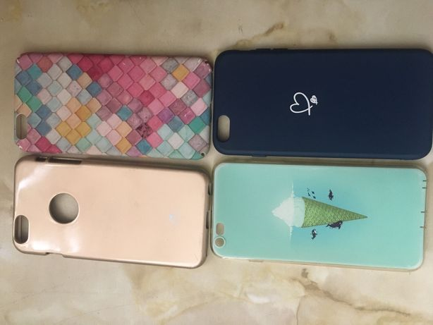 Etui case obudowa zestaw iPhone 6 plus/6s plus
