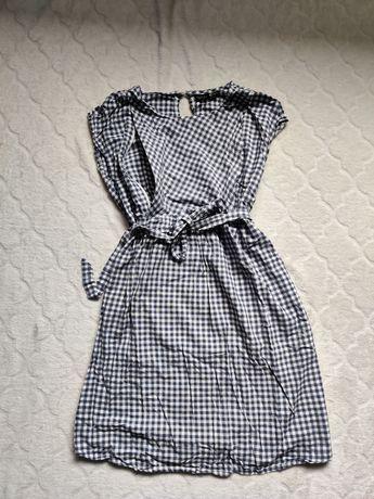 Ubrania ciążowe M 38 H&M mama leginsy jeansy bluzki sukienki Esmera