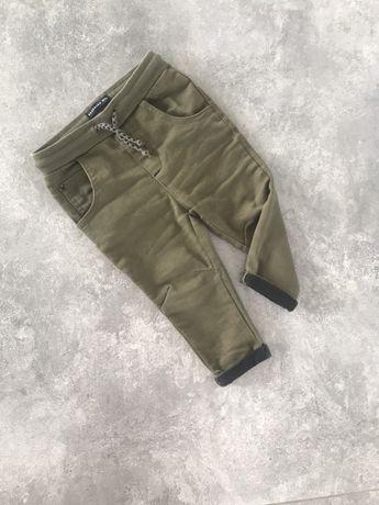 Spodnie Reserved r.80 stan idealny