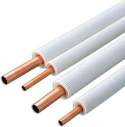 tubo de cobre ar condicionado e refrigeraçao