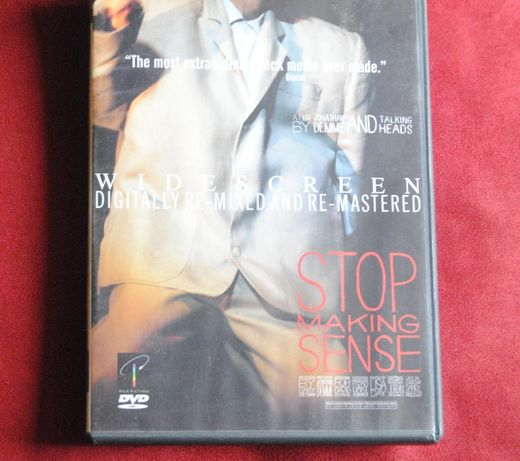 Talking Heads*Stop Making Sense/DVD