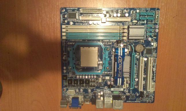Gigabyte GA-880GM-UD2H socket AM3