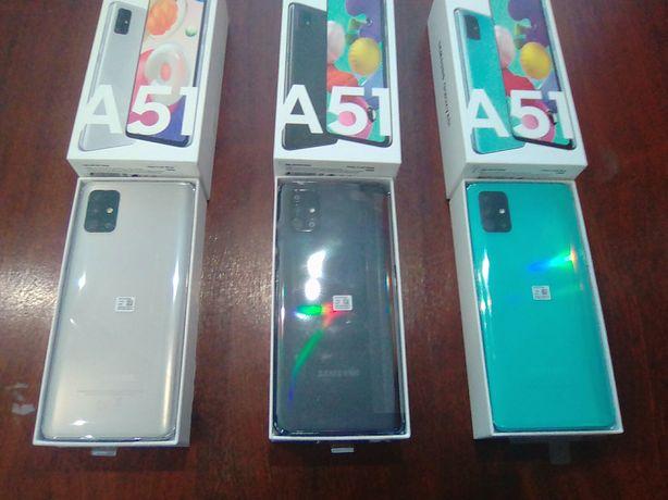 Продам 3 нових Samsung A51/128