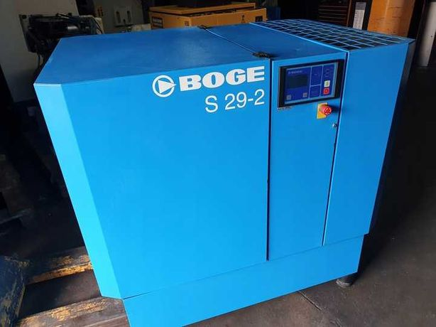 Kompresor śrubowy BOGE S 29 -2