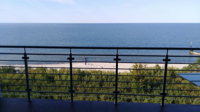 """Apartament z widokiem na morze Dziwnowek """"Baltic Beach View PortaMare"""""""