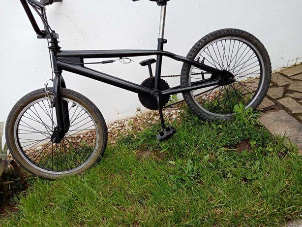Bicicleta Bmx desporto radical