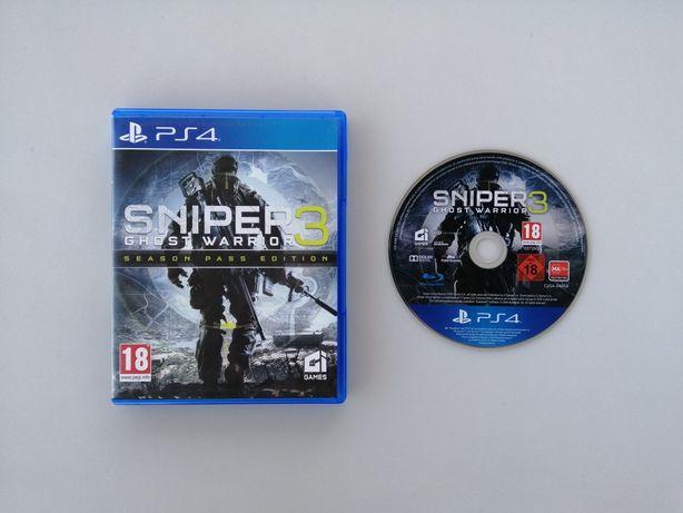 (Jogos PS4) Sniper Ghost Warrior 3