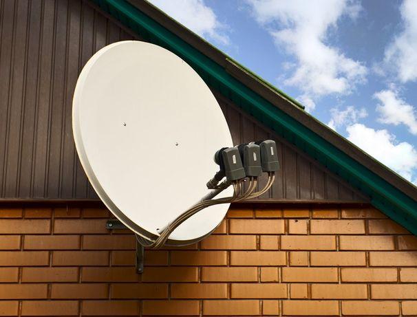 Спутниковое ТВ, установка, ремонт, прошивка. Т2. Видеонаблюдение.