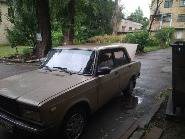Продам ВАЗ 2107 срочно