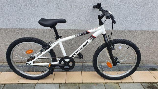 """Rower górski dla dziecka ROCKRIDER ST100 20"""" - NOWY !"""