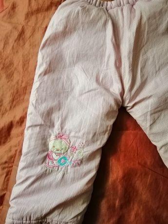 Тепленькие, болоневое брюки