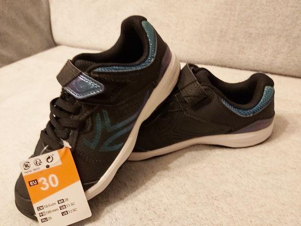 Nowe adidasy kupione w  Decathlon