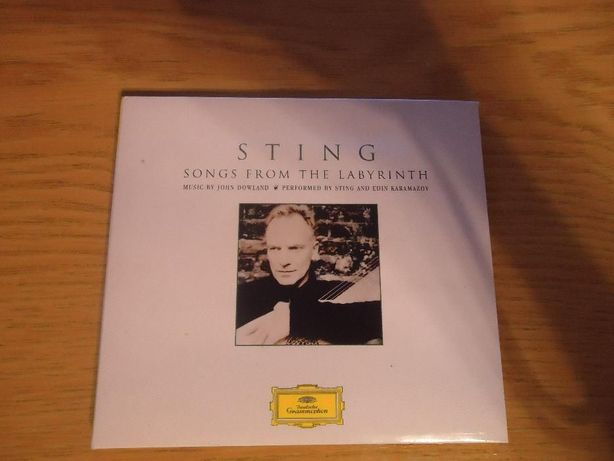 Sting -Songs From The Labyrinth