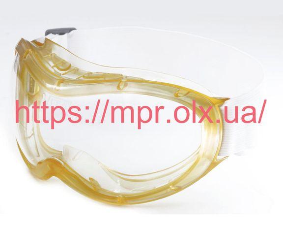 Защитные очки закрытого типа Пилот VITA ZO-0043 прозрачные