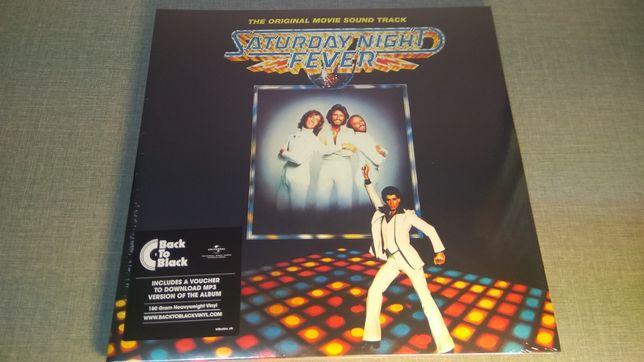 OST : Saturday Night Fever ( Bee Gees ) 2LP/Виниловая пластинка