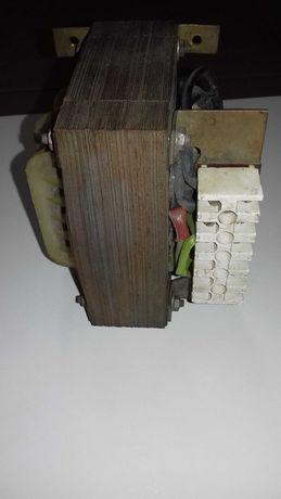 Transformator 24V/220V - bezpieczeństwa