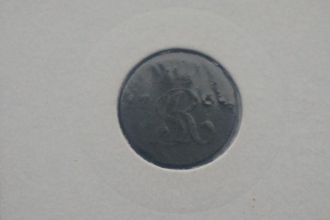 Monety półgrosz z 1767 ,grosz z 1768 oraz 6 groszy z 1794 -srebro