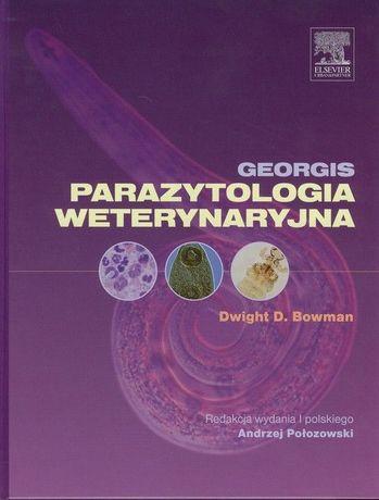 Parazytologia Weterynaryjna książka Georgis