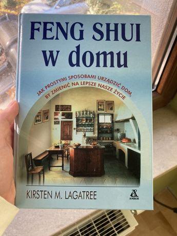 Ksiazka feng shui w domu