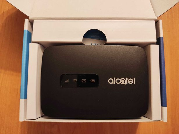 Router NOWY Alcatel Link Zone CAT4