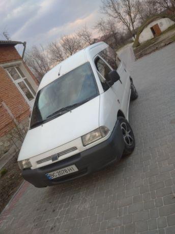 Фіат Скудо 1.9д Fiat Skydo
