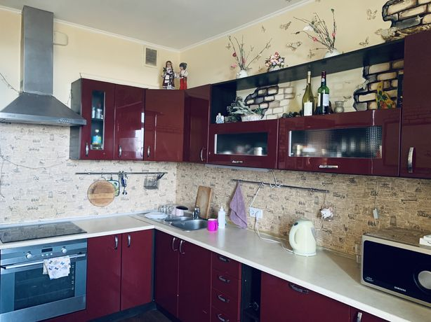 Львовская 22, новый дом, метро, без % продам 2к (93 кв.м) с ремонтом