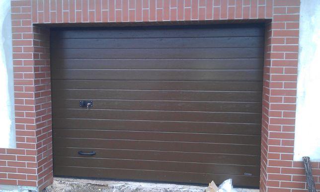 Drzwi garażowe panelowe, Szybkie terminy, Produkcja, Gorzów