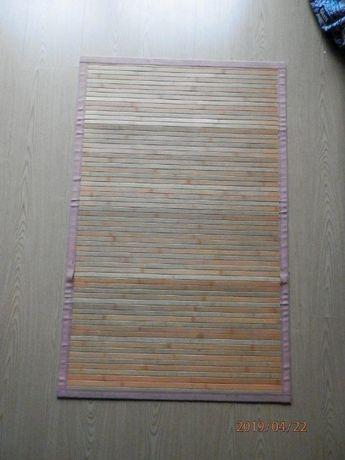 Tapete de bambu