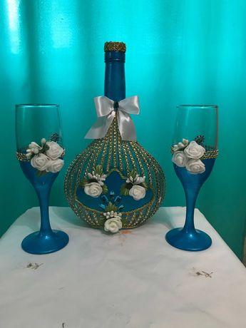 Сувенирный свадебный набор